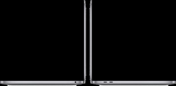 MacBook Pro 13 inch - Space Gray - 2020 (poorten)