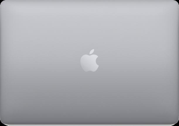 MacBook Pro 13 inch - Space Gray - 2020 (top)